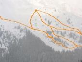Monte Cavallo-Ladurns