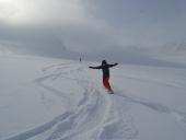 Ski Route Fernau - Mauer