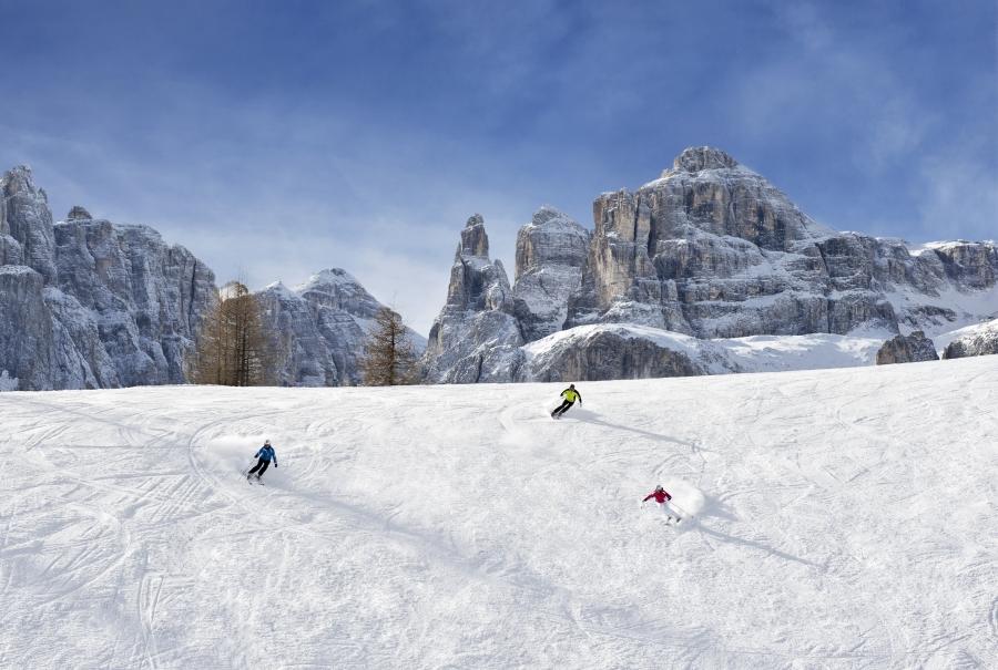 Quando lo sci è super(ski): primi feedback sulla stagione nelle Dolomiti finalmente imbiancate