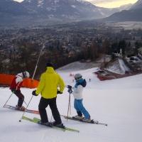 Sciare in città part I: Lienz (Osttirol)