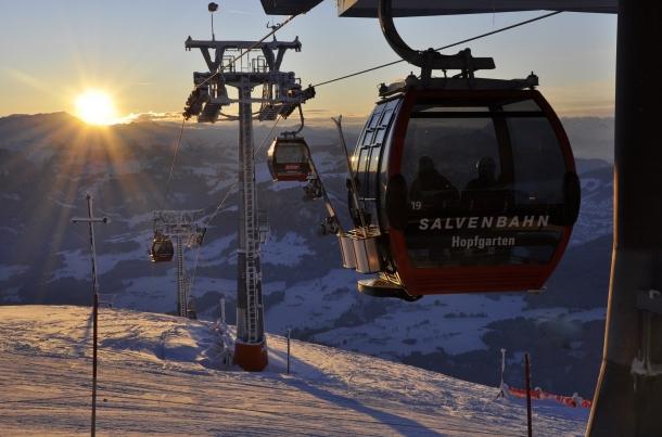 Skipass Skiwelt Wilder Kaiser - Brixental