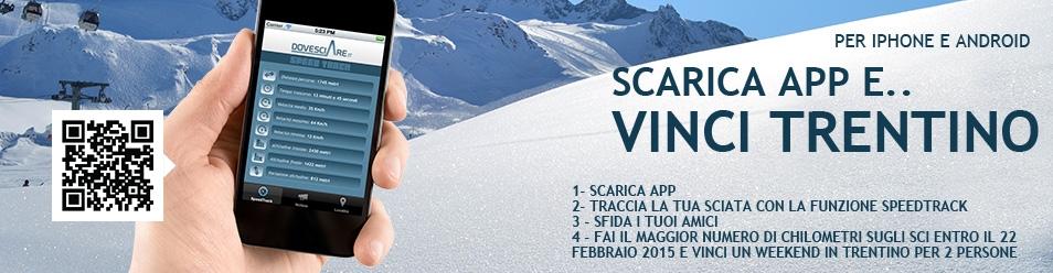Scarica app Dovesciare e vinci Trentino