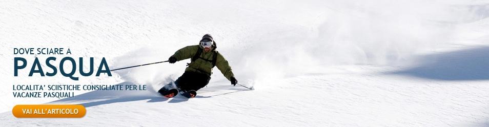 Dove sciare a Pasqua 2015