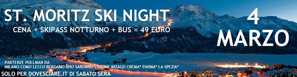St. Moritz Ski NIght
