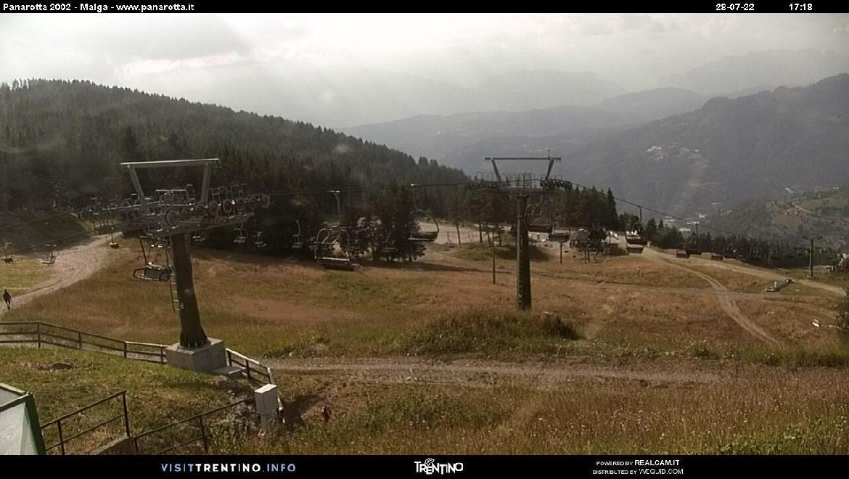Webcam Panarotta