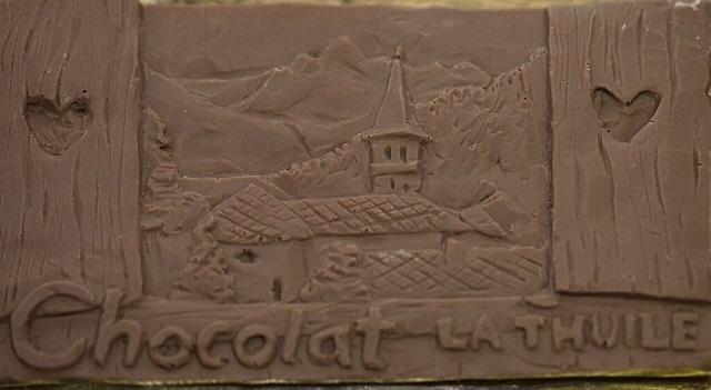cioccolato a la thuile