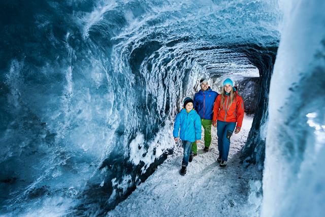 grotte di ghiaccio