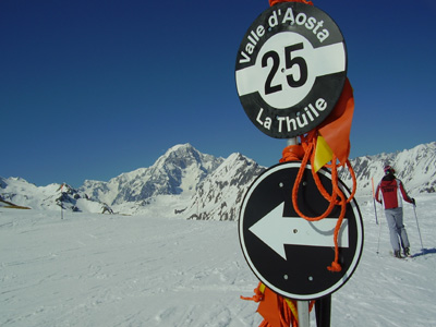 località per sciatori esperti
