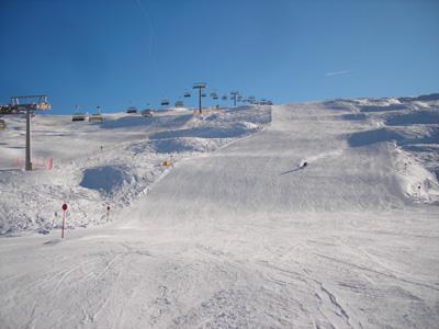 località per sciatori intermedi