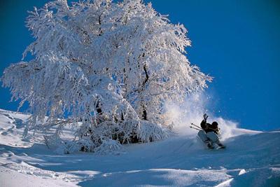 sciare a febbraio