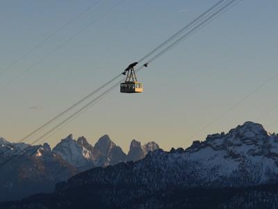 Località sciistiche dove sciare vicino a Venezia