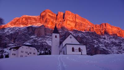 villaggi alpini caratteristici