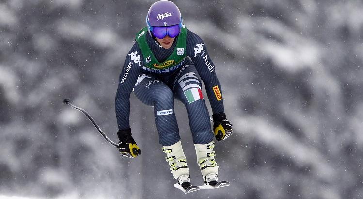 Sci alpino, Federica Brignone vince la combinata di Crans Montana