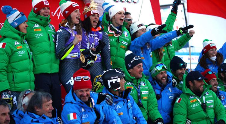 Sci alpino, Aspen 2017: i convocati azzurri per il Team Event