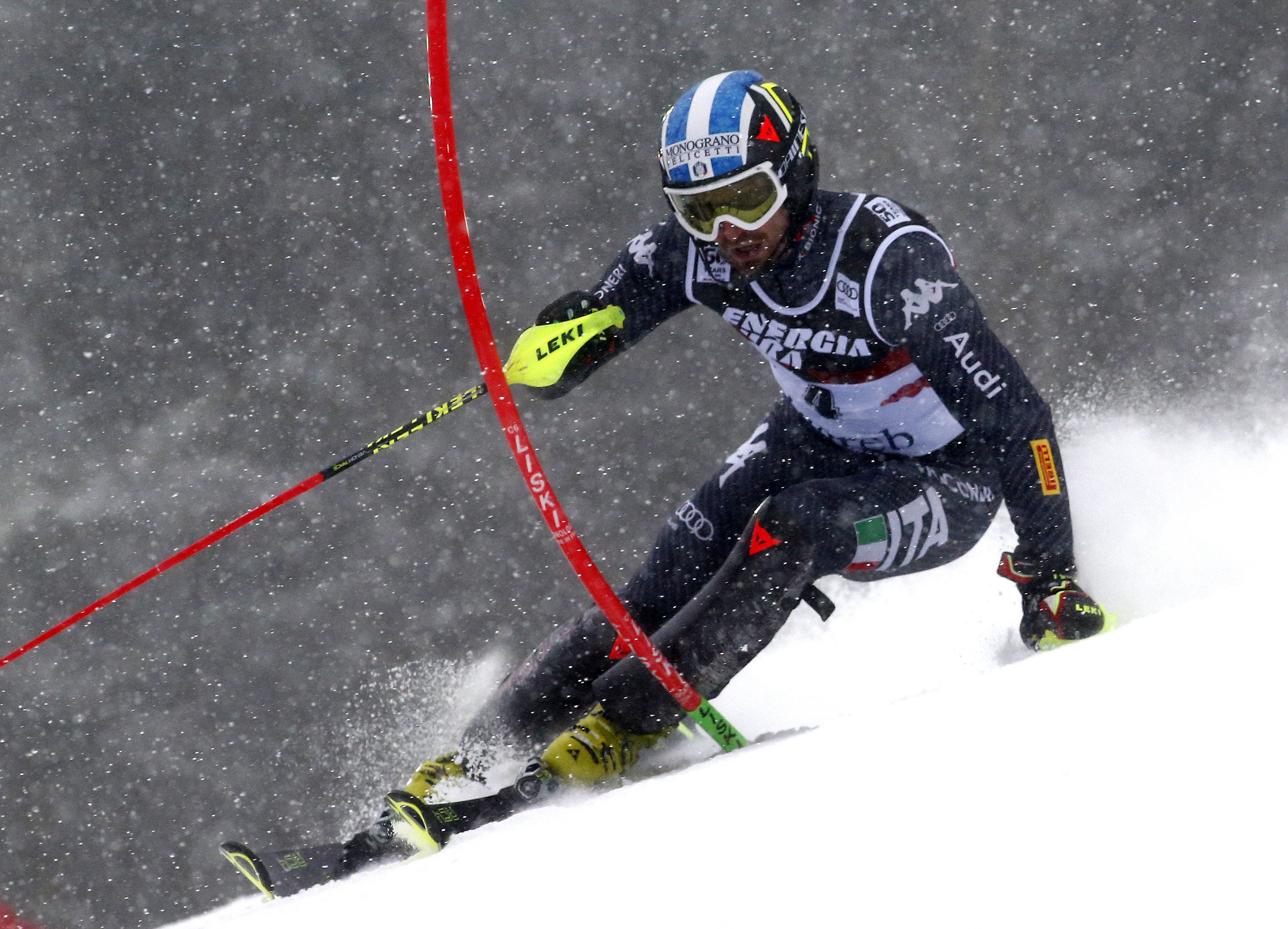 Sci, Kristoffesen vince slalom speciale di Adelboden, Moelgg secondo