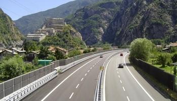 Autostrade Webcam Valle D'Aosta 101