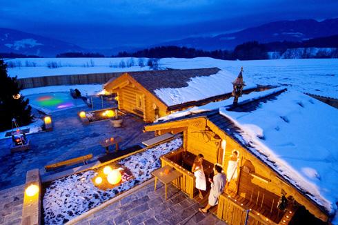 Sci e benessere in alto adige cron4 a riscone dove sciare - Residence sulle piste da sci con piscina ...