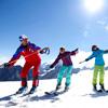 sci e neve al Passo dello Stelvio