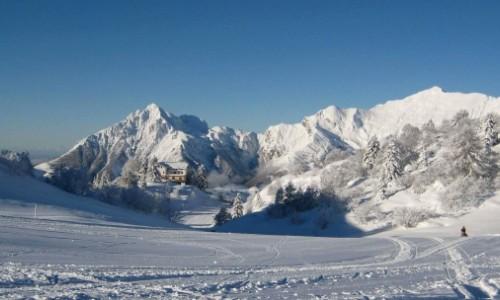 Localita 39 sciistiche per principianti sciare su piste for Piani di coperta facili