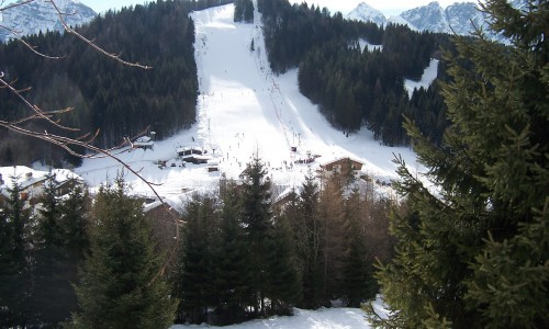 Piste a Forcella Aurine