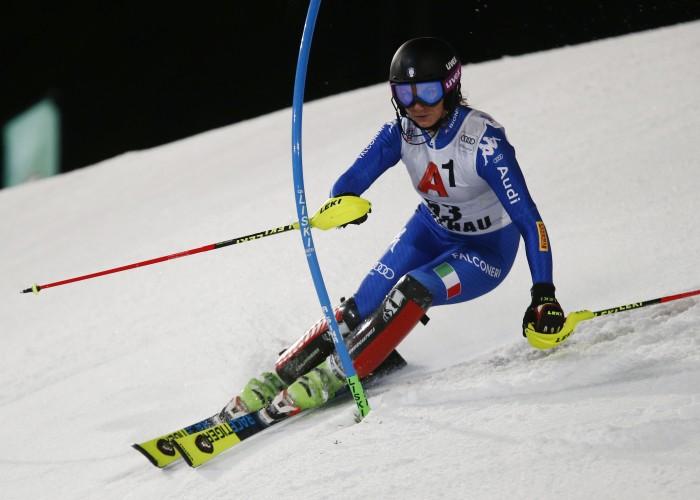 Slalom Wengen 2021