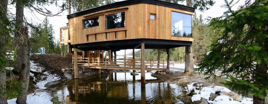 ALTA PUSTERIA - Dove trovare una casa vacanze sugli alberi | Dove Sciare