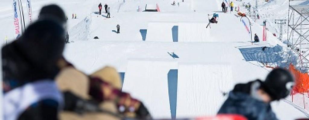 Freeski World Cup Corvatsch - Acrobazie sugli sci | Dove Sciare