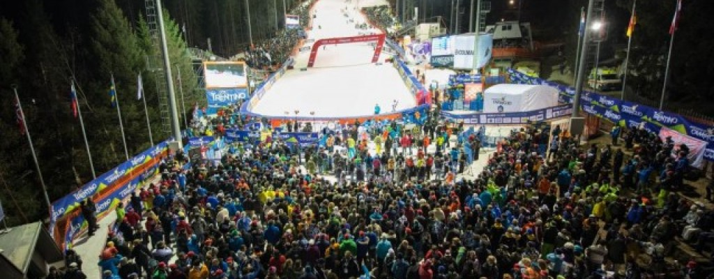 3tre - audi fis ski world cup night slalom slalom 2015