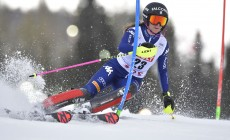 ARE - Vlhova trionfa in slalom e torna a guidare in Coppa, fuori Curtoni e Peterlini